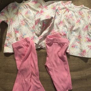 Twin girls outfit